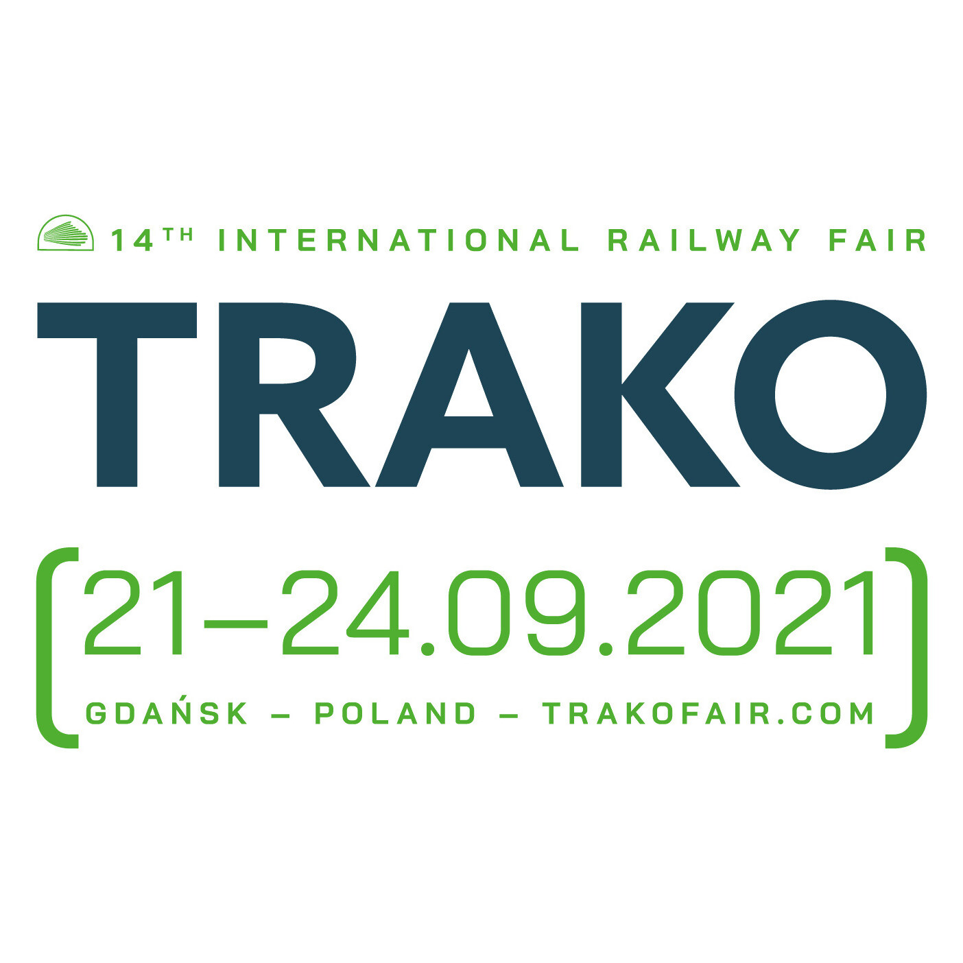 TRAKO logo 21-24.09.2021